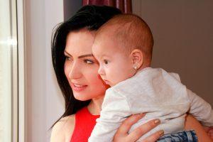 как успокоить годовалого ребенка