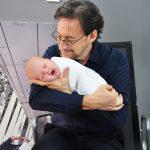 Как успокоить новорожденного за 5 минут?