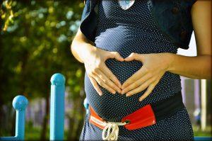 мода для беременной