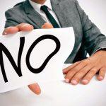 Чем вызван отказ банка в выдаче кредита?