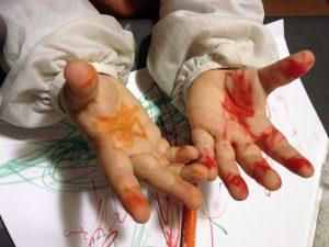 наши пальчики играют
