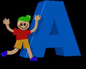 как учить алфавит с ребенком