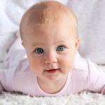 Вес и рост ребенка в 7 месяцев