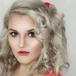 Стробинг волос — новая техника контурирования лица
