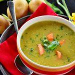 Детский суп: рецепт супа-пюре «Весенний» для детей от 8 месяцев