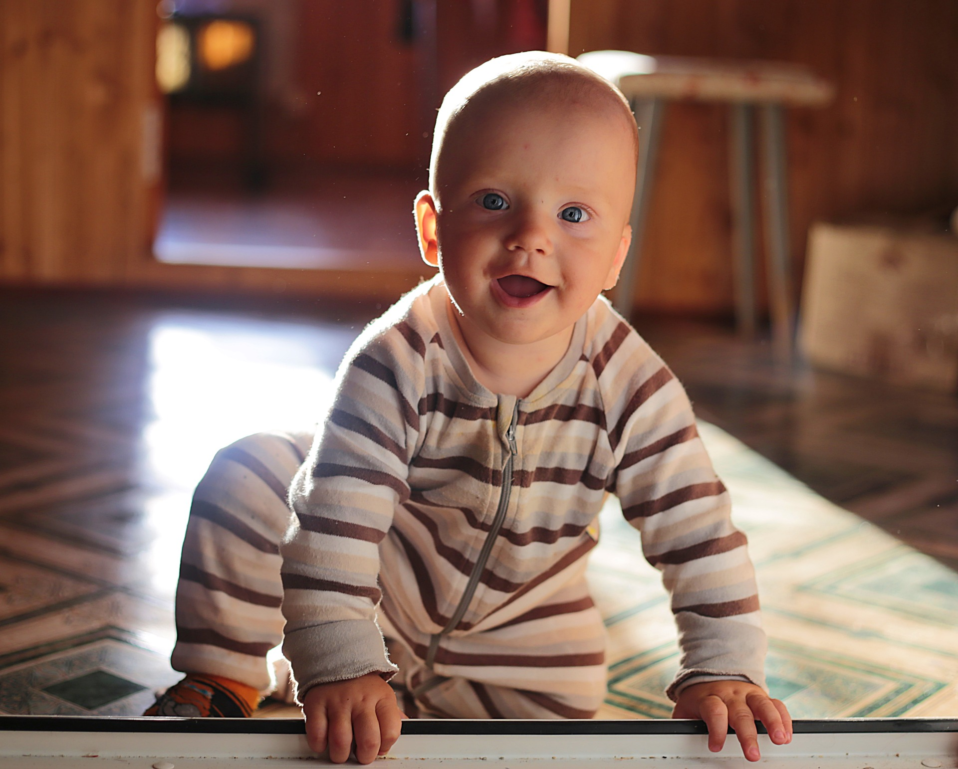 Как реагировать на истерики годовалого ребенка