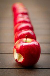 фрукты до года