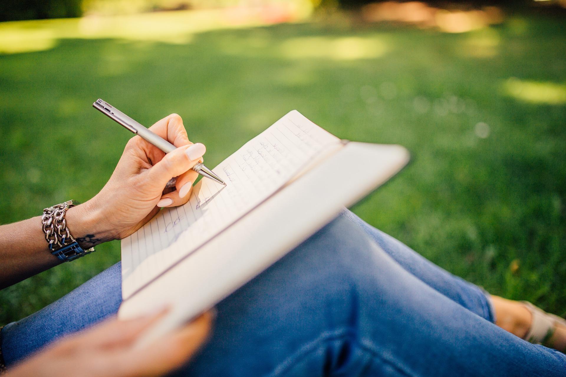как не забросить писать книгу