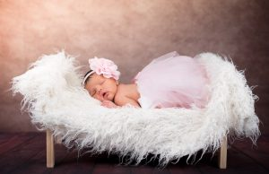 младенец девочка