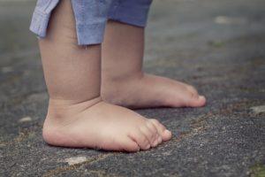 ножки по дорожке
