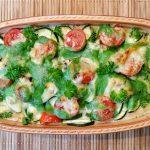 Рецепт овощной запеканки для детей от 10 месяцев