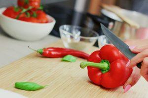 заточка ножа в домашних условиях