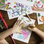 Как детские рисунки влияют на развитие малыша?