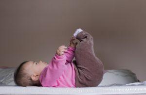 как выспаться с ребенком до года