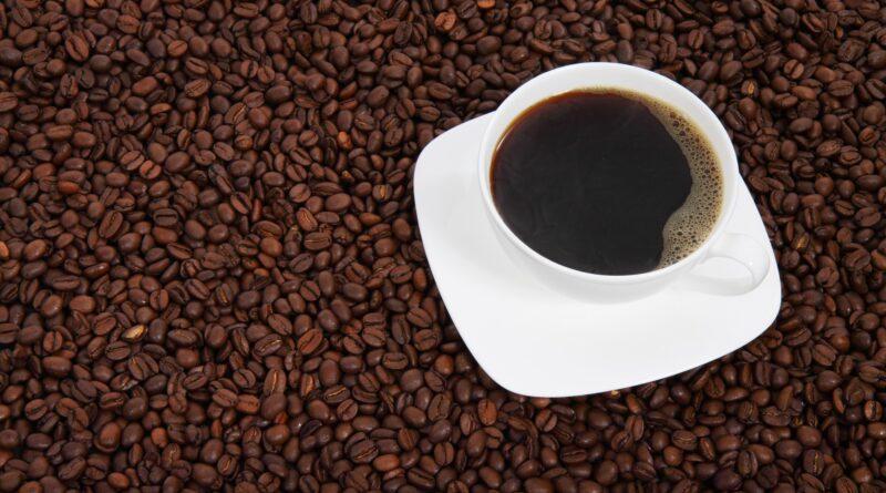 кофе с черным перцем