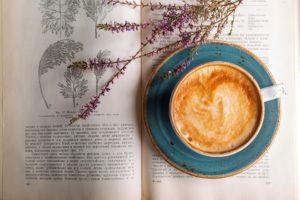 кофе с книгой