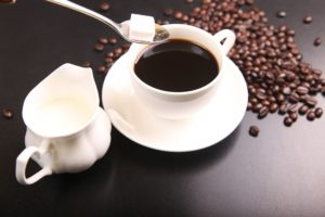 кофе с ванилью