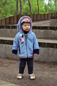 мальчик 3 лет