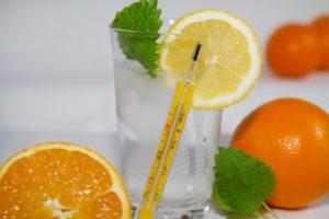 напитки для снижения температуры