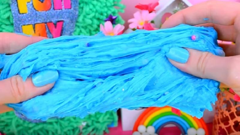 Как сделать слайм без клея и без тетрабората натрия – секреты изготовления лизуна своими руками