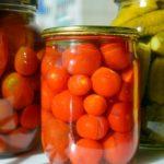 Маринованные помидоры на зиму – 7 ну очень вкусных рецептов