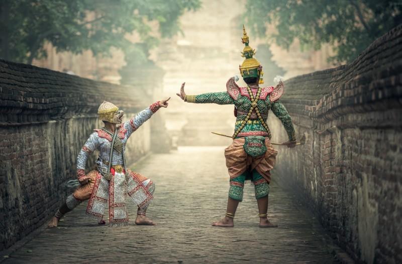 Тайские рыцари