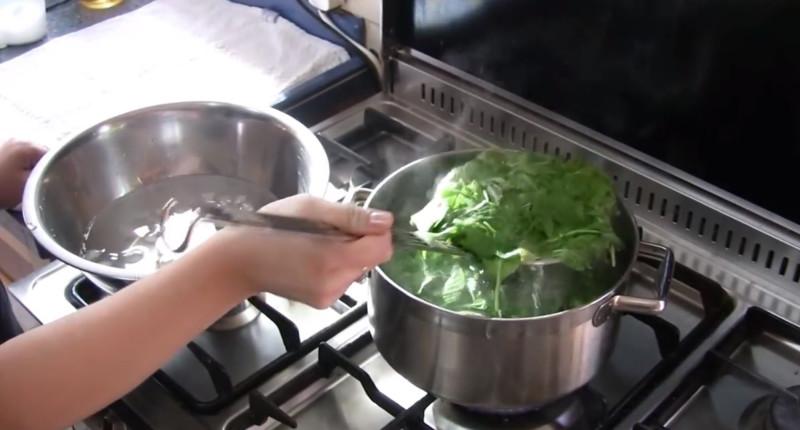 Как правильно сделать классический соус песто