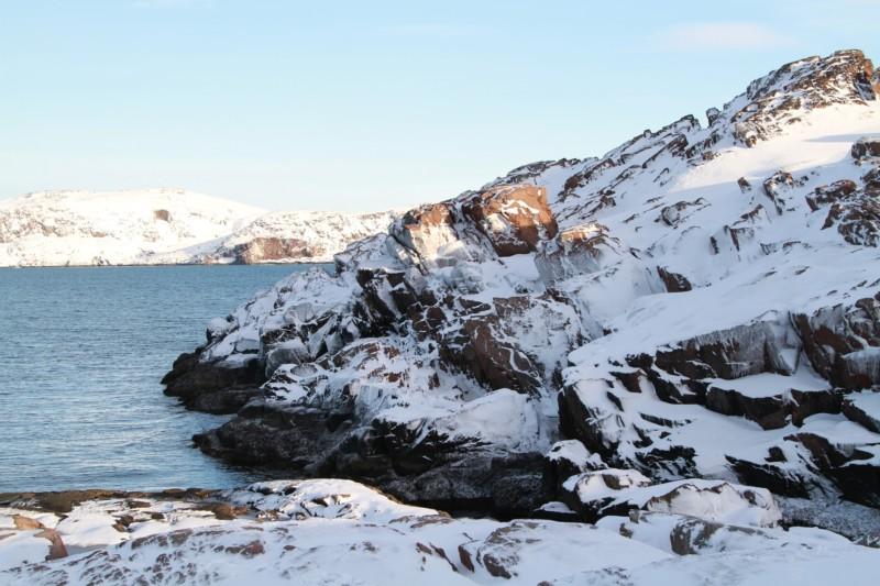 Зимние праздники на Кольском полуострове