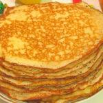 Тонкие блинчики на молоке с дырочками – рецепты вкусных и ажурных блинов