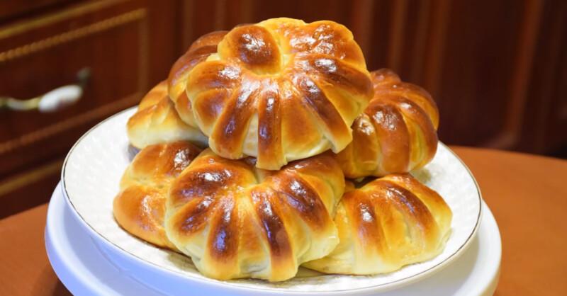 рецепты булочек с фото простые и вкусные