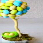Пасхальное дерево своими руками – мастер-классы по изготовлению пасхального топиария