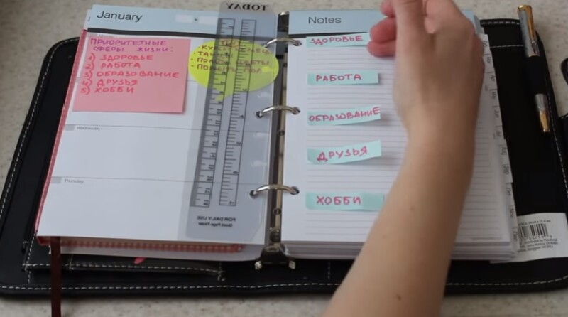 Как научиться планировать свое время