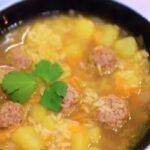 Вкусный суп с фрикадельками – 5 лучших рецептов приготовления супа с фрикадельками