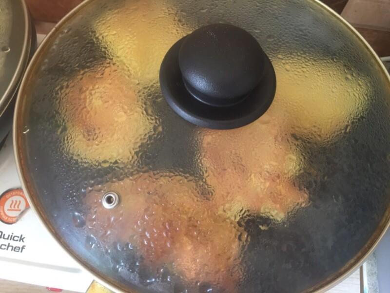 Картофельные драники - фото шаг 4