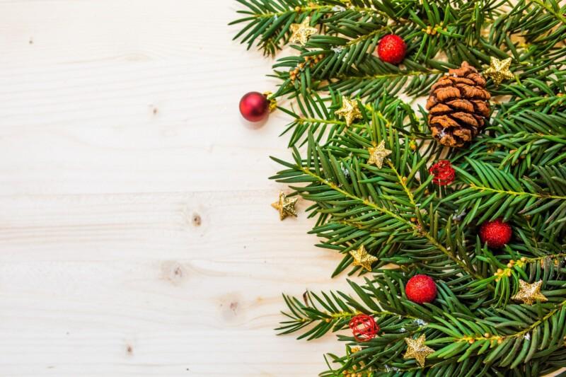 Новогодняя елка по фэн-шуй