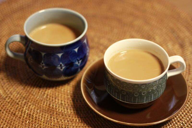 В чем польза чая с молоком