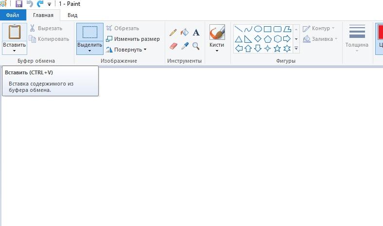 Как сделать скриншот - фото шаг 2