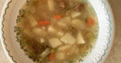 Суп из зеленого горошка в мультиварке – очень вкусный рецепт