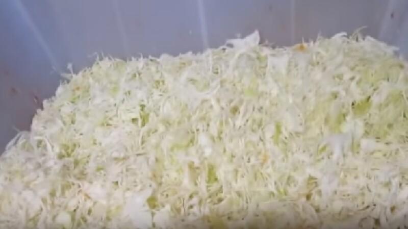 Салат Витаминный с капустой - рецепт пошаговый с фото