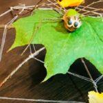 Осенние поделки из природного материала своими руками