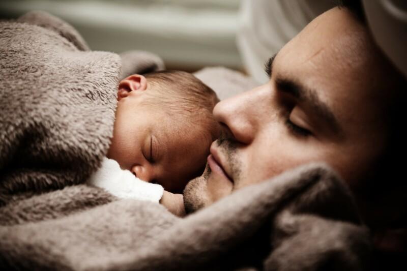 Кто важнее муж или ребенок