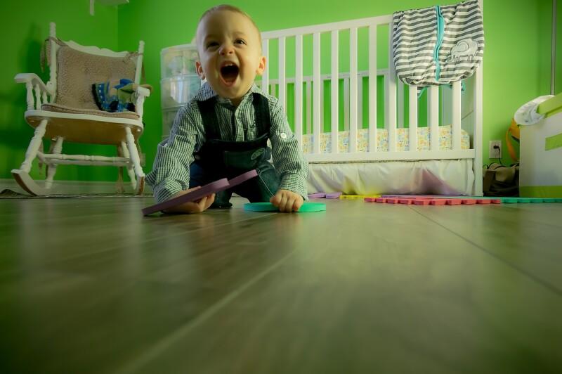 Чем занять мальчика 2 лет