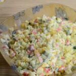 Салат крабовый – 5 классических рецептов приготовления салата с крабовыми палочками