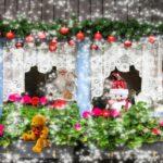 Вырезалки на окна к Новому 2020 году – шаблоны новогодних вырезалок из бумаги