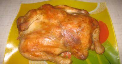 Вкусная курица в духовке целиком – 6 рецептов с хрустящей корочкой