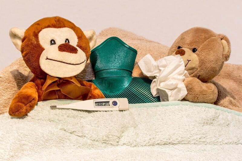 Как вылечить простуду у ребенка
