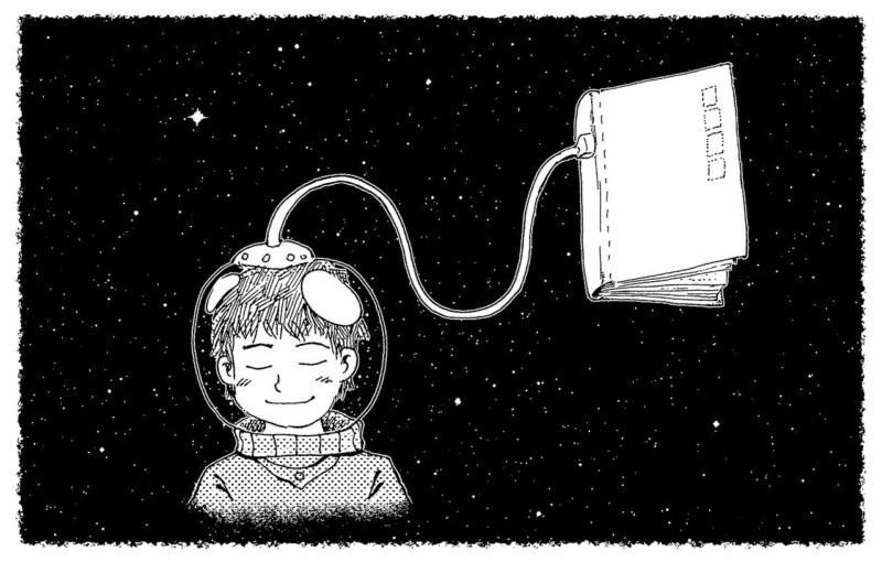 Сказка про компьютерные игры и планшет