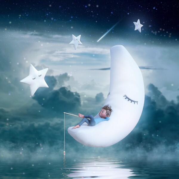 Сказка на ночь про звезды