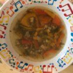 Перловый суп с курицей и овощами в мультиварке — мой домашний рецепт