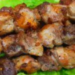Шашлык из свинины с уксусом и луком – самые вкусные и сочные рецепты приготовления